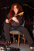 FORT LAUDERDALE FL - MAY 08: Yngwie Malmsteen performs during the Brazilian children's charity event held at the Fort Lauderdale Marriott on May 8, 2002 in Fort Lauderdale, Florida. : Credit Larry Marano © 2002