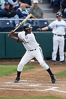 June 22, 2008:  The Everett AquaSox's Welington Dotel at-bat during a Northwest League game against the Boise Hawks at Everett Memorial Stadium in Everett, Washington.