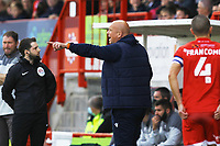 Sutton United manager Matt Gray during Crawley Town vs Sutton United, Sky Bet EFL League 2 Football at The People's Pension Stadium on 16th October 2021