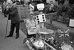 Scuttlebrook Wake Chipping Campden Gloucestershire England 1973. Children fancy dress parade.