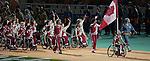 Cérémonie d'ouverture des jeux paralympiques