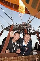 20120423 April 23 Hot Air Balloon Cairns