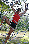 Fitness Model On Obstacle Course