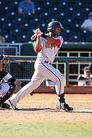 Brandon Allen - Scottsdale Scorpions, 2009 Arizona Fall League.Photo by:  Bill Mitchell/Four Seam Images..