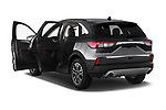 Car images close up view of a 2020 Ford Escape SEL 5 Door SUV doors