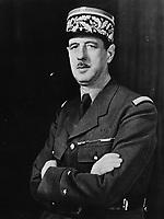 1942 - Charles DeGaulle