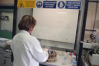 - Experimental Zooprofilattic Institute of the Venezie,  chemical laboratory for the control of the alimentary safety....- Istituto Zooprofilattico Sperimentale delle Venezie,  laboratorio chimico per il controllo della sicurezza alimentare