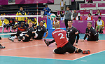 Doug Learoyd, Mikael Bartholdy, Lima 2019 - Sitting Volleyball // Volleyball assis.<br />