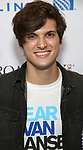 Alex Boniello attends the United Airlines Presents: #StarsInTheAlley Produced By The Broadway League on June 1, 2018 in New York City.