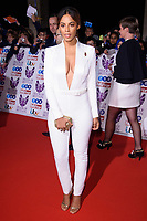 Rochelle Humes<br /> at the Pride of Britain Awards 2017 held at the Grosvenor House Hotel, London<br /> <br /> <br /> ©Ash Knotek  D3342  30/10/2017
