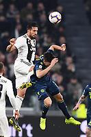 Emre Can of Juventus , Ignacio Pussetto of Udinese <br /> Torino 8-03-2018 Allianz Stadium Football Serie A 2018/2019 Juventus - Udinese <br /> photo Matteo Gribaudi / Image Sport / Insidefoto
