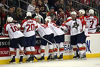 Teambesprechung Florida Panthers<br /> New Jersey Devils vs. Florida Panthers<br /> *** Local Caption *** Foto ist honorarpflichtig! zzgl. gesetzl. MwSt. Auf Anfrage in hoeherer Qualitaet/Aufloesung. Belegexemplar an: Marc Schueler, Am Ziegelfalltor 4, 64625 Bensheim, Tel. +49 (0) 6251 86 96 134, www.gameday-mediaservices.de. Email: marc.schueler@gameday-mediaservices.de, Bankverbindung: Volksbank Bergstrasse, Kto.: 151297, BLZ: 50960101