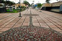 Boulevard for pedestrians, San Jose, Costa Rica