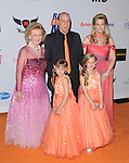 The Davis Family at The 19th ANNUAL RACE TO ERASE MS GALA held at The Hyatt Regency Century Plaza Hotel in Century City, California on May 18,2012                                                                               © 2012 Hollywood Press Agency