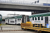 - Trenord, ferrovie regionali della Lombardia, deposito ed officine di Milano Fiorenza<br /> <br /> - Trenord, regional railways of Lombardy, yard and workshops of Milano Fiorenza