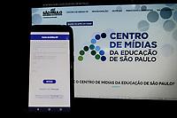 27.04.2020 - Começa aula online da rede Estadual em SP