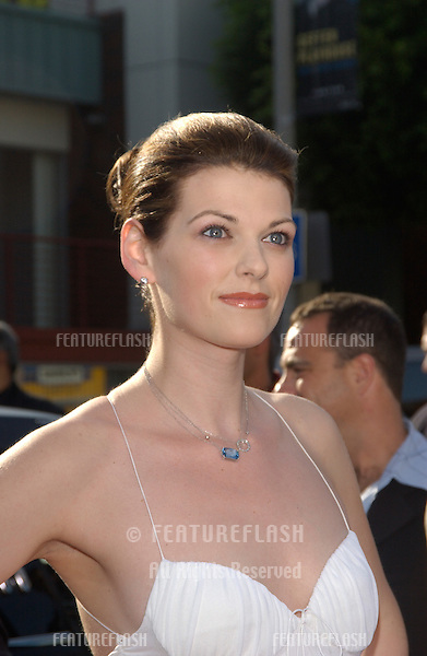 Actress KATE SHINDLE at the world premiere, in Los Angeles, of her new movie The Stepford Wives..June 6, 2004