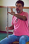 Port Townsend, Fort Worden, Centrum, Choro musicians, Eduardo Neves, flute, Choro Workshop, Brazilian music, Thursday, Olympic Peninsula, Washington State, music, music festivals,