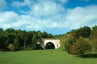 The Montagu Bridge and the River South Esk, Dalkeith Country Park, Dalkeith, Midlothian