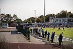 Enfield Town 4 Lewes 1, 11/09/2020. Queen Elizabeth Stadium, Isthmian League Premier Division. Photo by Simon Gill.