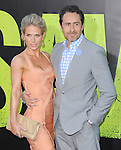 Lisset Gutierrez and Demian Bichir at The Universal Pictures' World Premiere of SAVAGES held at The Grauman's Chinese Theatre in Hollywood, California on June 25,2012                                                                               © 2012 Hollywood Press Agency