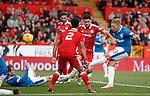Martyn Waghorn misses an open goal