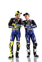 Valentino Rossi, Maverick Vinales <br /> 05/02/2020 Moto Gp 2020 <br /> Presentazione Yamaha Monster Energy 2020 YZR-M1 <br /> Photo Yamaha Motor Racing Srl / Insidefoto <br /> EDITORIAL USE ONLY