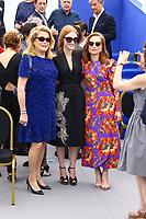 Catherine DENEUVE, Jessica CHASTAIN et Isabelle HUPPERT - PHOTOCALL DES PERSONNALITES AU 70EME ANNIVERSAIRE DU FESTIVAL DU FILM CANNES