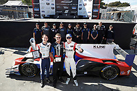 #52 PR1 Mathiasen Motorsports ORECA LMP2, LMP2: Matthew McMurry, Dalton Kellett, podium