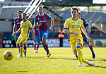 Inverness Caley v St Johnstone…08.04.17     SPFL    Tulloch Stadium<br />Liam Craig scores from the penalty spot<br />Picture by Graeme Hart.<br />Copyright Perthshire Picture Agency<br />Tel: 01738 623350  Mobile: 07990 594431
