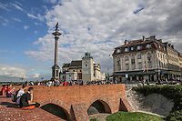 Varsavia, il centro storico, the Historic Centre of Warsaw, Unesco World Heritage, Patrimonio dell'Umanità