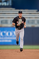 Jupiter Hammerheads outfielder JJ Bleday (21) during a Florida State League game against the Tampa Tarpons on July 26, 2019 at George M. Steinbrenner Field in Tampa, Florida.  Tampa defeated Jupiter 4-3 in the second game of a doubleheader.  (Mike Janes/Four Seam Images)