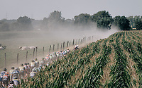 racing in the dust<br /> <br /> 92nd Schaal Sels 2017 <br /> 1 Day Race: Merksem > Merksem (188km)