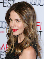 HOLLYWOOD, LOS ANGELES, CA, USA - NOVEMBER 12: Michelle Monaghan arrives at the AFI FEST 2014 - Special Tribute To Sophia Loren held at the Dolby Theatre on November 12, 2014 in Hollywood, Los Angeles, California, United States. (Photo by Xavier Collin/Celebrity Monitor)
