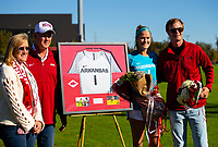 Georgia Bulldogs vs Arkansas Razorback Women's Soccer -   Katie Lund (1)<br />