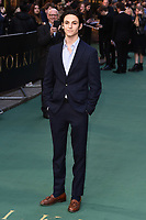 "Adam Bregman<br /> arriving for the ""TOLKIEN"" premiere at the Curzon Mayfair, London<br /> <br /> ©Ash Knotek  D3499  29/04/2019"