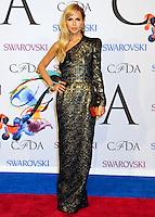 NEW YORK CITY, NY, USA - JUNE 02: Rachel Zoe arrives at the 2014 CFDA Fashion Awards held at Alice Tully Hall, Lincoln Center on June 2, 2014 in New York City, New York, United States. (Photo by Celebrity Monitor)