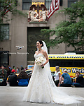 Getting Ready and First Look, New York Athletic Club New York Bride at St. Patrick's Cathedral