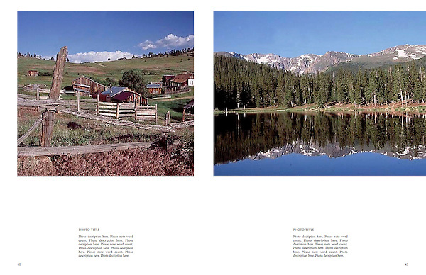 """From: """"Boulder, Colorado: A Photographic Portrait"""" by John Kieffer. <br /> Private guided tours of Boulder and Mt Evans."""