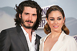 "Yon Gonzalez and Blanca Suarez attend the ""Perdiendo El Norte"" Movie Premiere at Capitol Cinema, Madrid,  Spain. March 05, 2015.(ALTERPHOTOS/)Carlos Dafonte)"