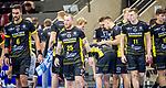 Enttaeuscht: Patrick Zieker (TVB Stuttgart #25) ; BGV Handball Cup 2020 Halbfinaltag: TVB Stuttgart vs. HBW Balingen-Weilstetten am 11.09.2020 in Ludwigsburg (MHPArena), Baden-Wuerttemberg, Deutschland<br /> <br /> Foto © PIX-Sportfotos *** Foto ist honorarpflichtig! *** Auf Anfrage in hoeherer Qualitaet/Aufloesung. Belegexemplar erbeten. Veroeffentlichung ausschliesslich fuer journalistisch-publizistische Zwecke. For editorial use only.