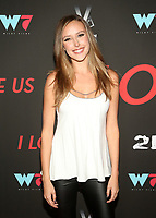 WEST HOLLYWOOD, CA - SEPTEMBER 13: Danielle Bessler, at the LA Premiere Screening Of I Love Us at Harmony Gold in West Hollywood, California on September 13, 2021. Credit: Faye Sadou/MediaPunch