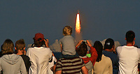STS 133 Launch, Space Shuttle Discovery, Feb 24, 2011