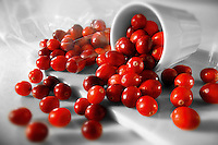 Fresh Cranberries fruit
