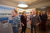 SCHAATSEN: SNEEK: 09-11-2018, Expositie 50 jaar De IJSSTER, ©foto Martin de Jong