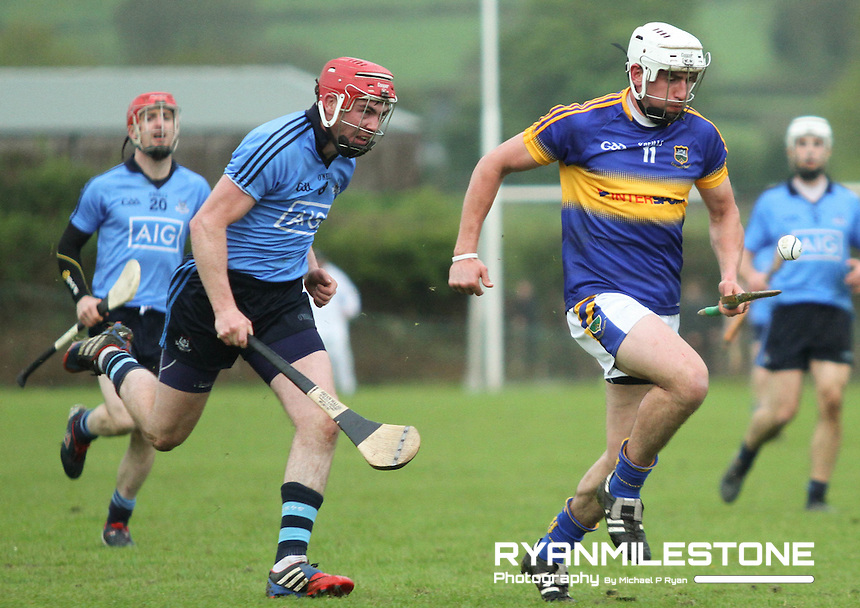 Tipperary played Dublin in a challenge game in Drombane to mark the Official opening of the Upperchurch Drombane GAA Clubhouse. James Barry captained the Tipperary Team for the match. Final Score: Tipperary 3:18 Dublin 2:22