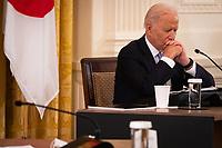 Biden Hosts a Quad Leaders Summit