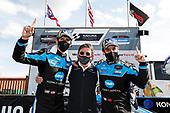 #10: Konica Minolta Acura ARX-05 Acura DPi, DPi: Ricky Taylor, Filipe Albuquerque, podium, Wayne Taylor