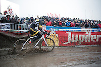Tom Meeusen (BEL/Telenet-Fidea)<br /> <br /> Elite Men's race<br /> CX Superprestige Noordzeecross <br /> Middelkerke / Belgium 2017