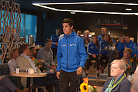 SCHAATSEN: HEERENVEEN: IJsstadion Thialf, 25-09-2018, Presentatie Gewest Fryslân, ©foto Martin de Jong